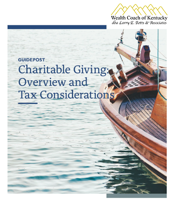 Charitable Giving Overview thumbnail
